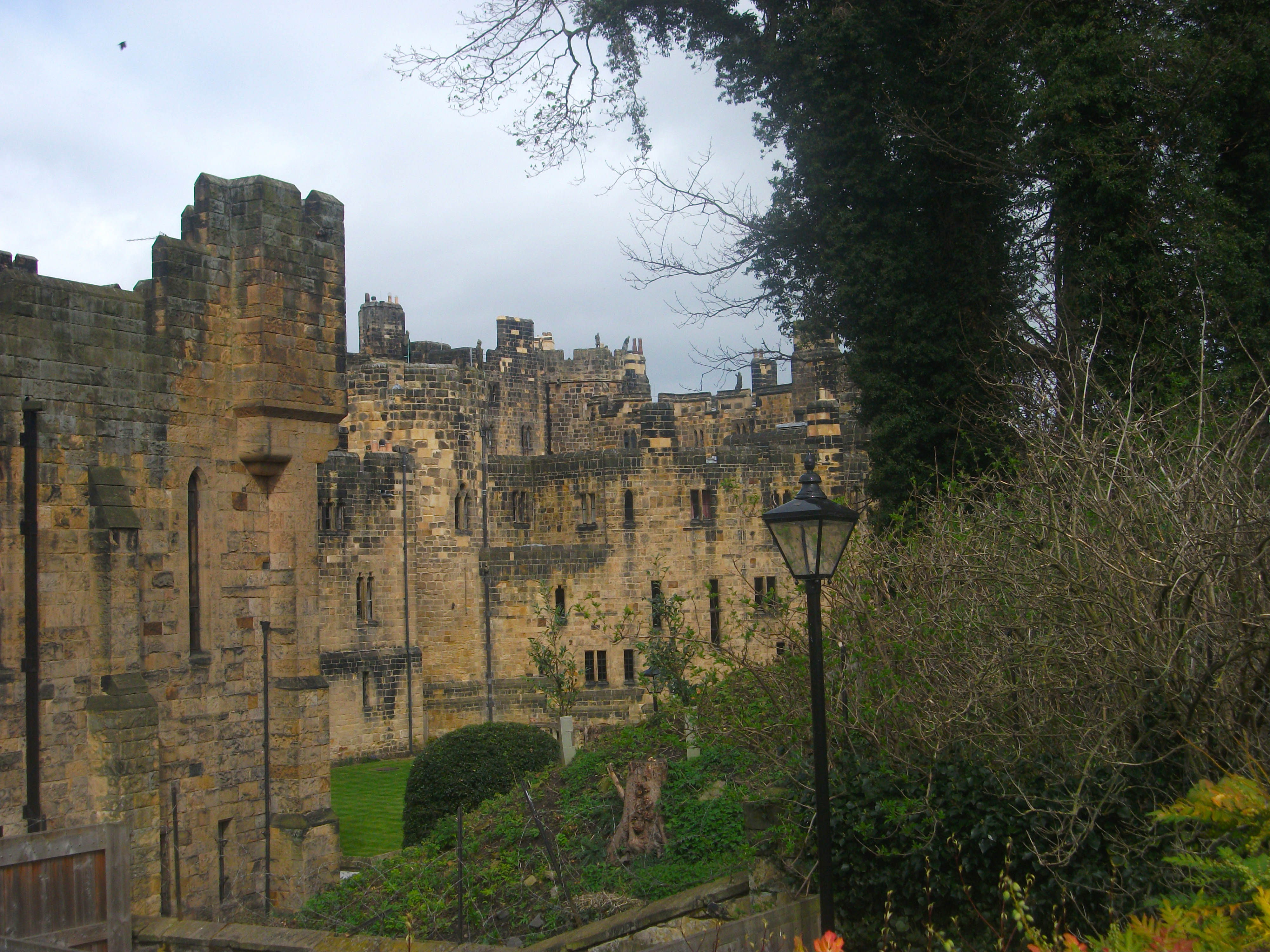 England – Castles of the North East: Alnwick – Just another ...